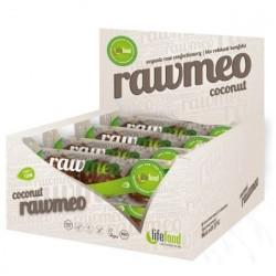 Guličky dezertné RAWMEO kokosové bezgluténové BIO RAW 57g