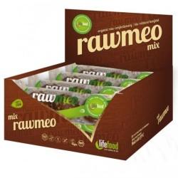 Guličky dezertné RAWMEO mix bezgluténové BIO RAW 62g