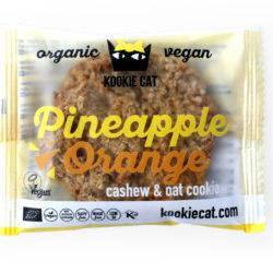 KOOKIE-CAT-ananas-pomaranc-bezglutenovy-bez-cukru-BIO-50g