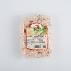 Vločky ryžové instantné s hrozienkami a jahodami 250g